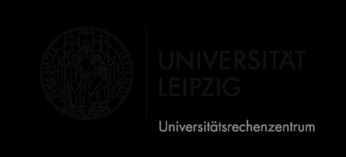 Logo der Universität Leipzig